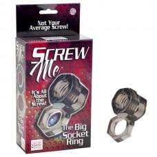 Кольцо Screw Me The Big Socket Ring 1475-40BXSE
