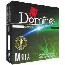 Презервативы Domino Мята №3