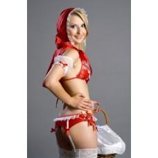 Комплект аксессуаров Красная Шапочка размер 46-48 2584-46-48
