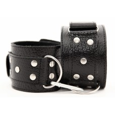 Кожаные наручники 51001ars