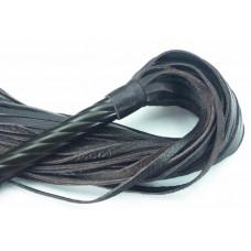 Длинная плеть шоколад 54025ars
