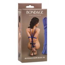 Веревка Bondage Collection Blue 3m 1041-02lola