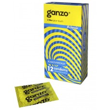 Презервативы GANZO Classic No12 10027GZ