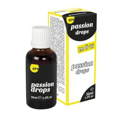 Капли для мужчин и женщин Passion Drops (m+w) 30 мл 77105-07