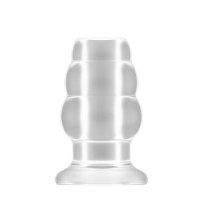 Анальная пробка 4 Inch SONO №50 Translucent SH-SON050TRA