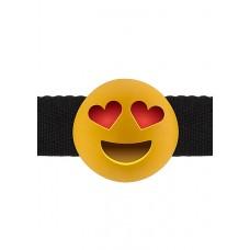 Кляп Heart eyes Emoji SH-SLI159-4