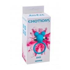 Эрекционное виброколечко Emotions Minnie Breeze 4005-03Lola