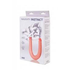 Двусторонний фаллоимитатор Naughty Instinct 5570-03Lola