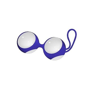 Вагинальные шарики Chrystalino Ben Wa Large White SH-CHR024WHT