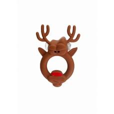 Эрекционное кольцо Red Nosed Reindeer SH-SLI169